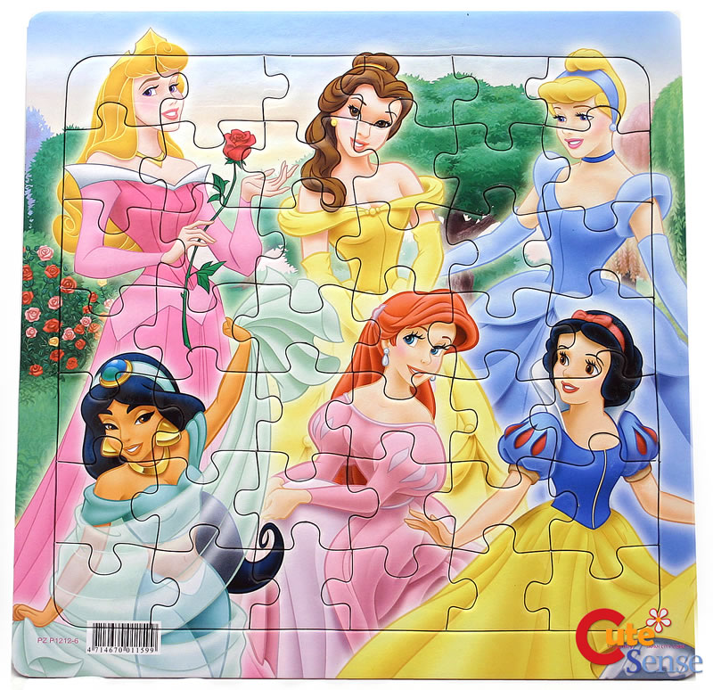 disney princesses pictures. Disney Princess Puzzles -42PC