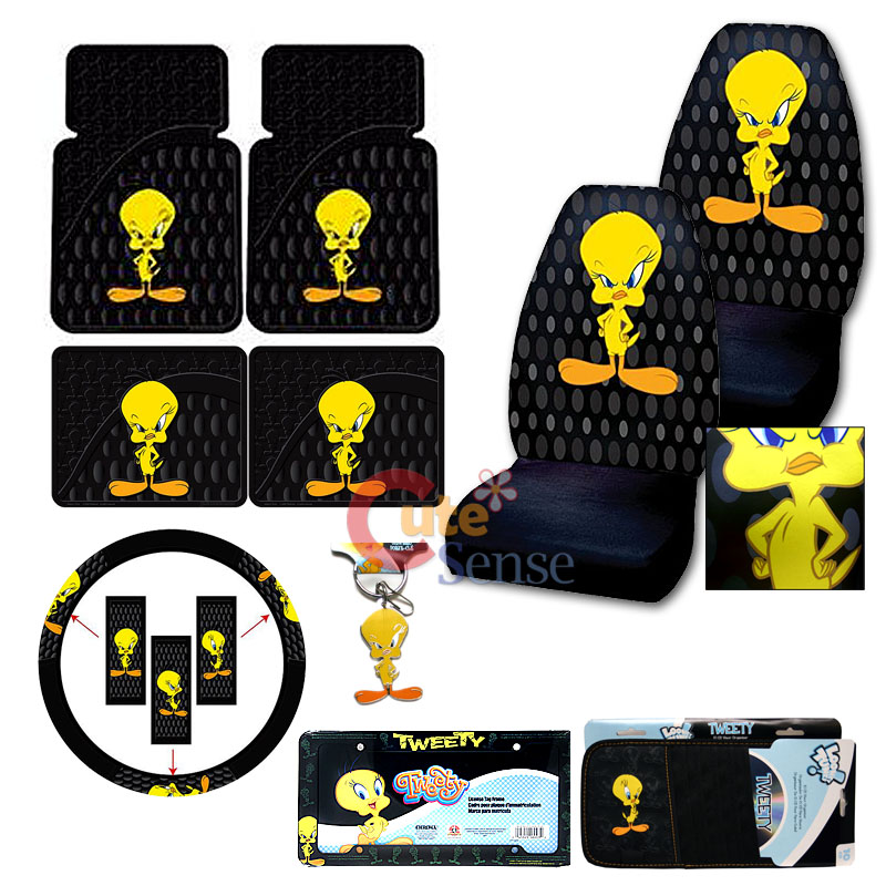Car Accessories Tweety Bird Car Accessories