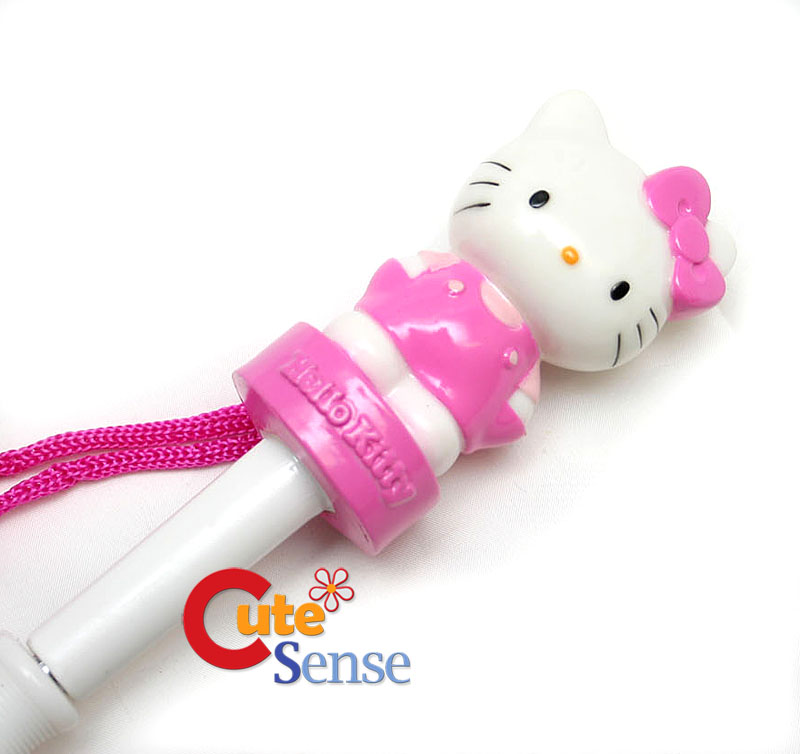 Sarino Hello Kitty Kids Umbrella : Pink Flower at Cutesense.com