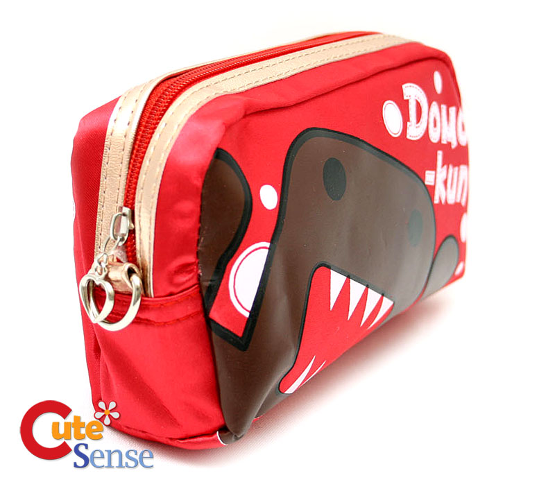 Bags, excited by the domo vacancies domo It now domo-kun bag pocket case...