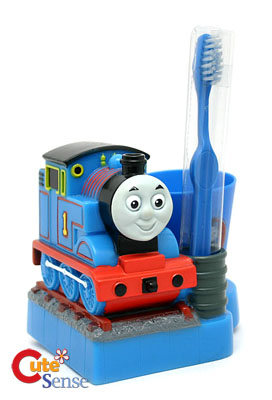 Index of cutesense product 02608 for Thomas the train bathroom set
