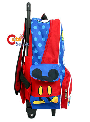 Disney Mickey Mouse Backpack 3