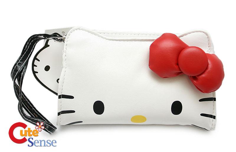 Sanrio Hello Kitty Logo. Sanrio Hello Kitty Leather