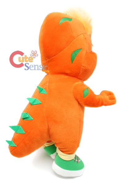 Barney S Friends Riff Plush Doll Stuffed Toy Licensed 9 Quot