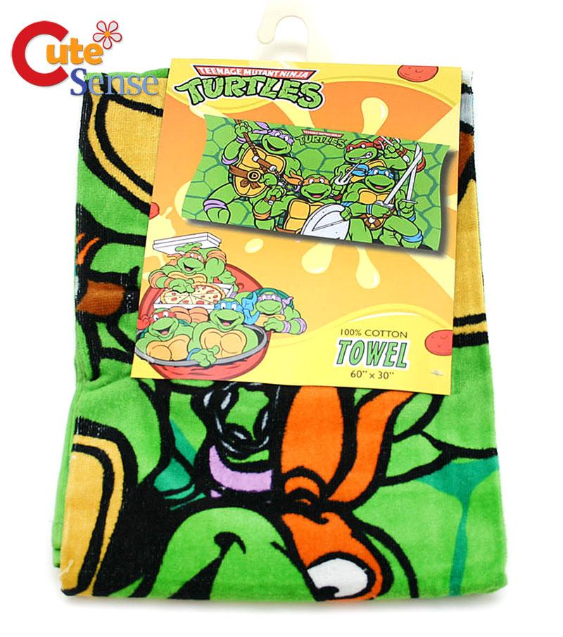 Teenage Mutant Ninja Turtles Bath Accessories Walmartcom