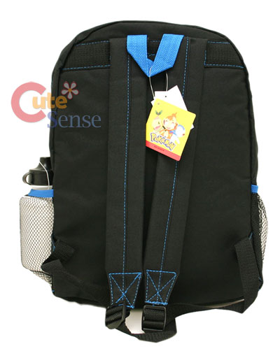 Side School Bags on Pokemon School Backpack With Lunch Bag Set  Medium Bag   Ebay