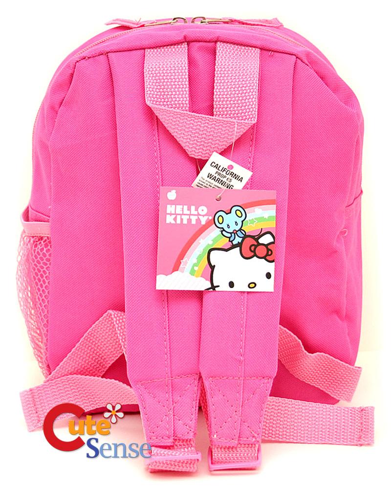 Sanrio Hello Kitty School Backpack Toddler Bag Tulip