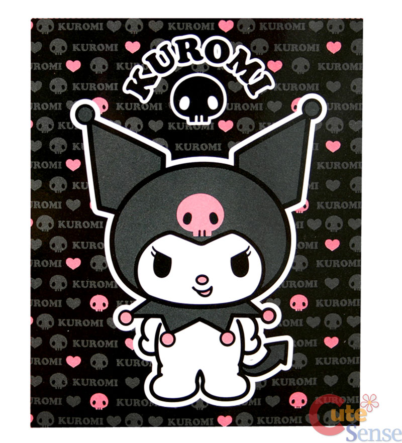 Hello Kitty > Hello Kitty Bed & Bath- Blanket & Towel > Sanrio Kuromi