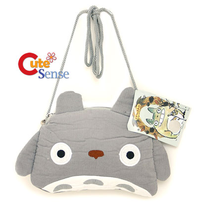 My Neighbor Totoro Mini Wallet Bag with Shoulder Strap