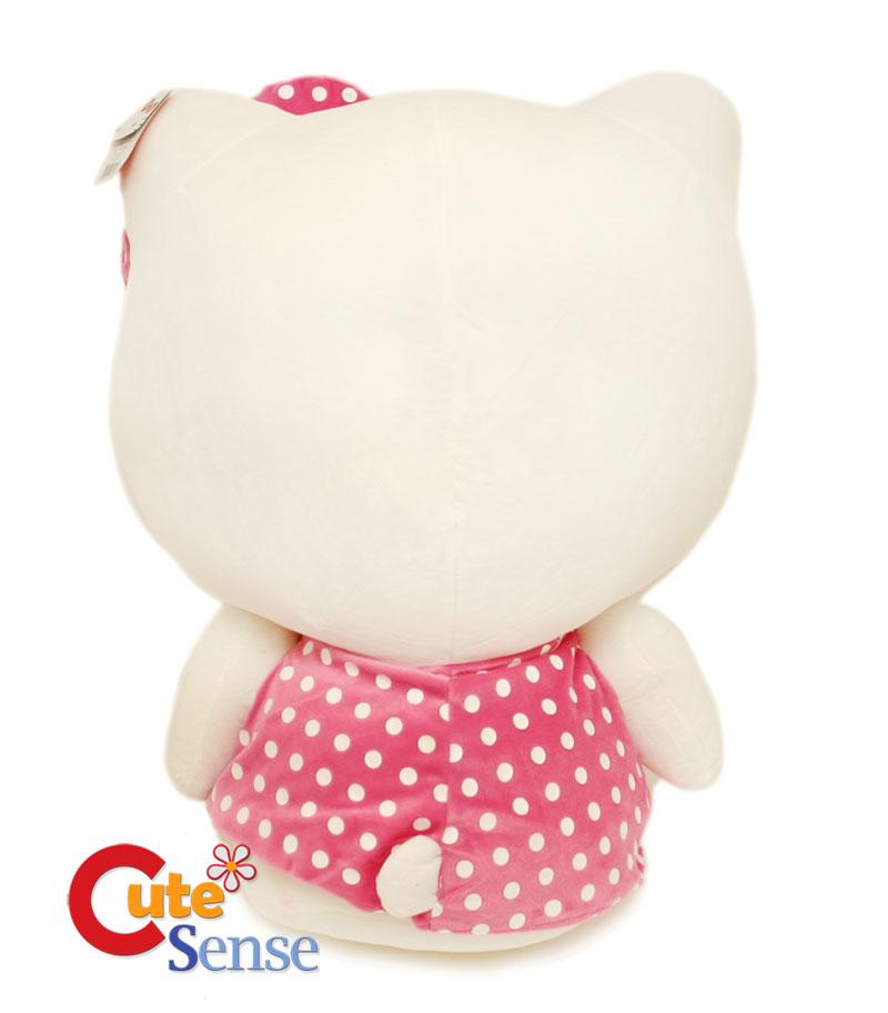 Sanrio Hello Kitty Plush Doll Giant Jumbo Over Size 30 Licensed