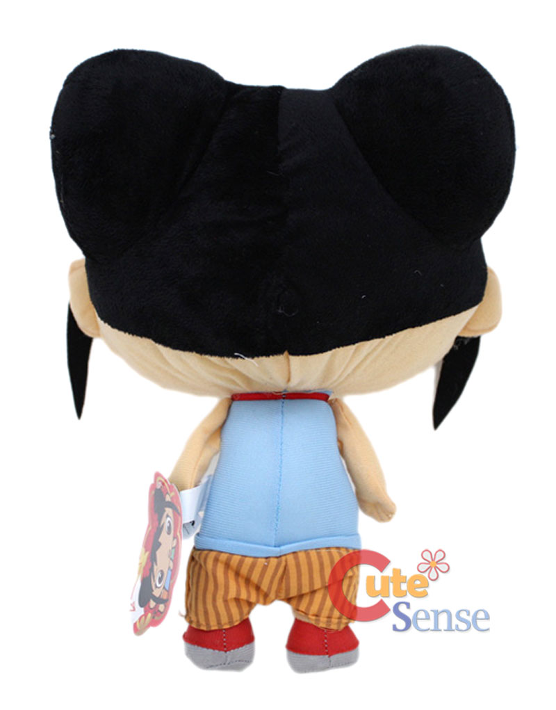 ni hao kai lan plush doll 14