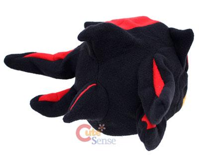 sc 1 st  Cutesense.com & Sonic X Shadow Cosplay/Costumes Figure Fleece Plush Hat