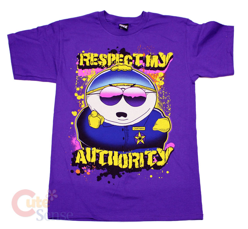 cartman respect my authority memes. Black Bedroom Furniture Sets. Home Design Ideas