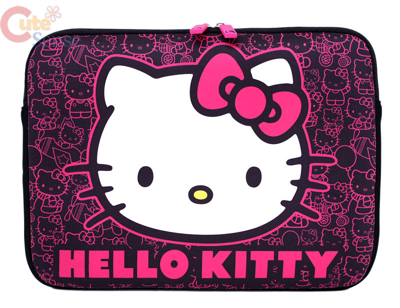 my hello kitty wallpaper on my macbook pro | hello kitty junkie