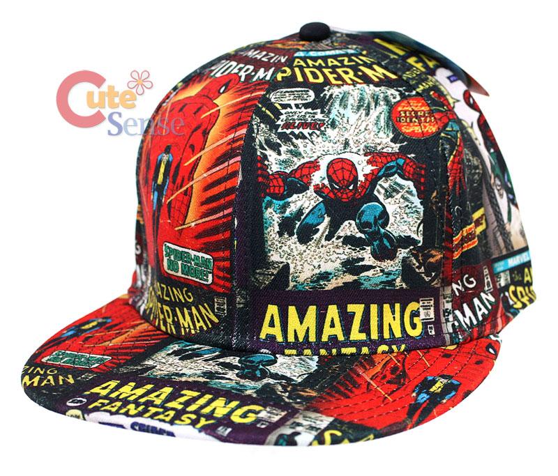Marvel comic hats smart reviews on cool stuff