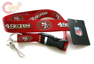 49ers-Lanyard-NFL-Key-Chain-Red 1.jpg