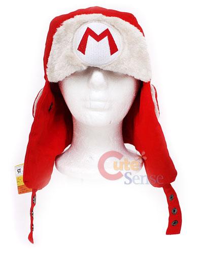 Super Mario Lapland Hat Cap 1