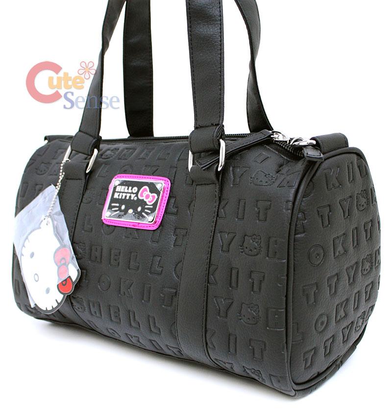 Black Hello Kitty Bags. Sanrio Hello Kitty Black