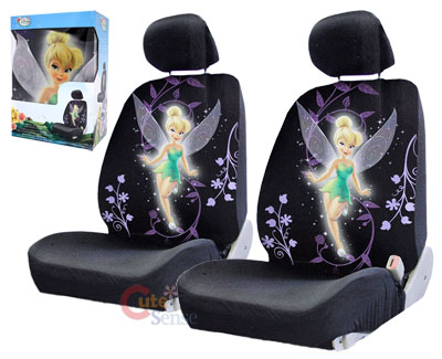 Outstanding Disney Seat Covers Disney Tinkerbell Faires Front Car Seat Pabps2019 Chair Design Images Pabps2019Com