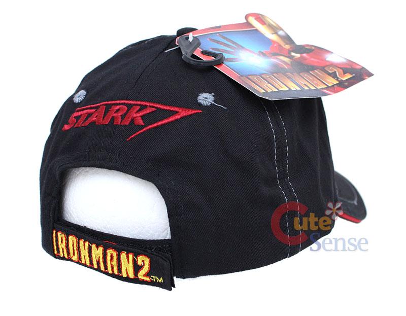 Marvel Iron Man Baseball Cap Hat Adjustable Kids Cap