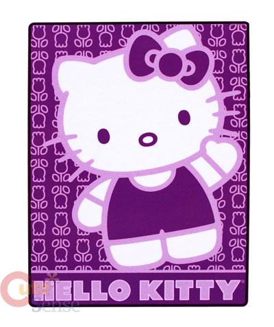 Sanrio Hello Kitty Plush Blanket NorthWest 1