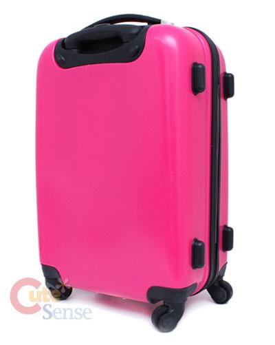 Sanrio Hello Kitty Luggage Trolley Bag ABS 24