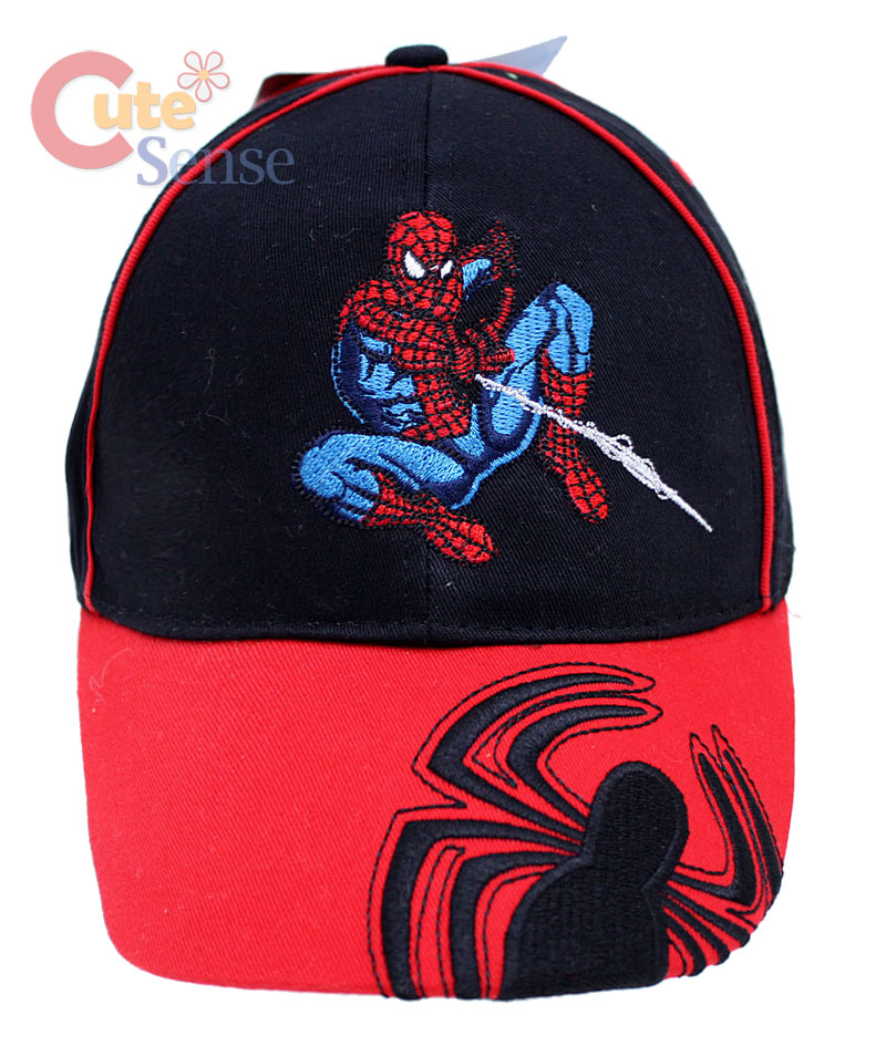 Marvel Spider Man Hat Spiderman Cap