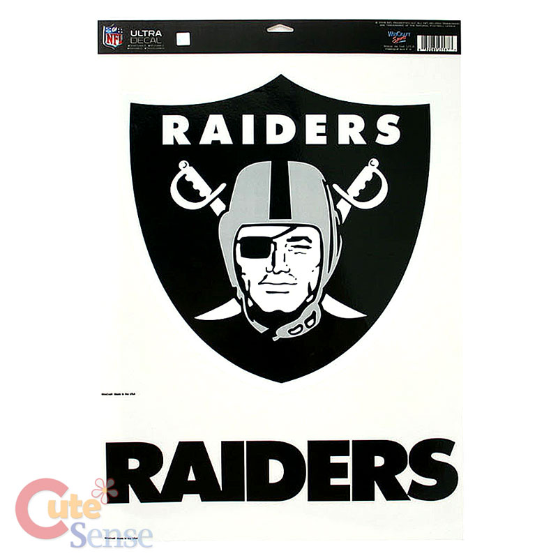Oakland Raiders Logo | Car Interior Design