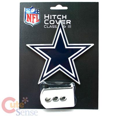5208e7a5e13 NFL Dallas Cowboys Trailer Truck Logo Hitch Cover