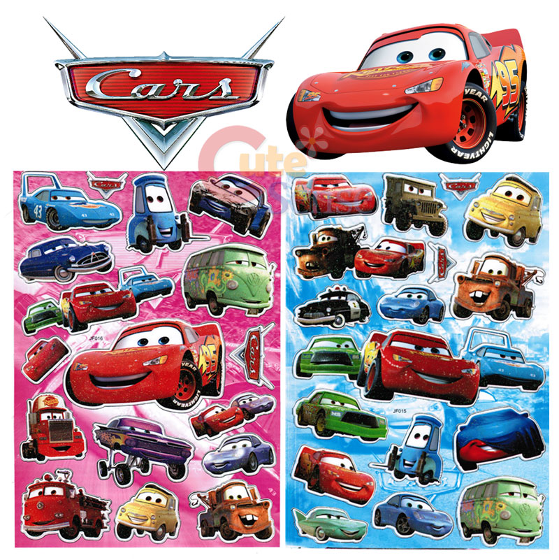 Superior Disney Car Wall Stickers Part   13: Cars Mcqueen Sticker Decal  1 Part 66