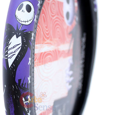 nightmare before christmas steering wheel cover christmas cards. Black Bedroom Furniture Sets. Home Design Ideas