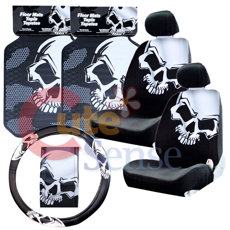 Sons Of Anarchy Car Seat Cover