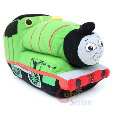 Thomas Tank Engine Percy Plush Doll Cuddle Pillow Cushion