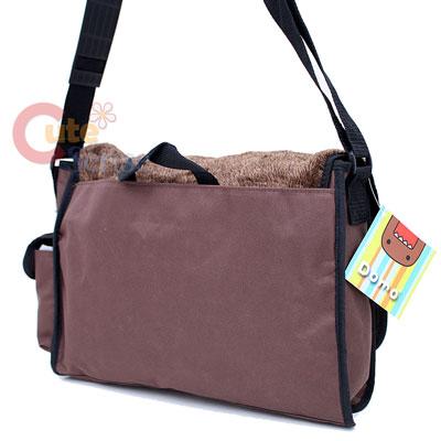 Shoulder Messenger Bags on Domo  Kun Plush Shoulder School Messenger Bag At Cutesense Com