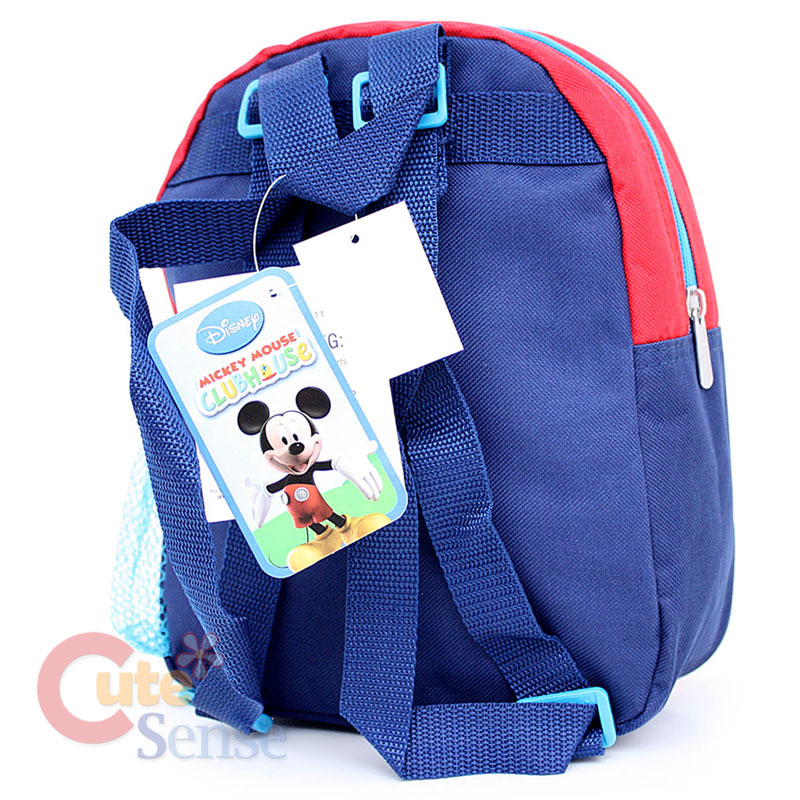 Disney Mickey Mouse Friends School Backpack / Bag 10 S