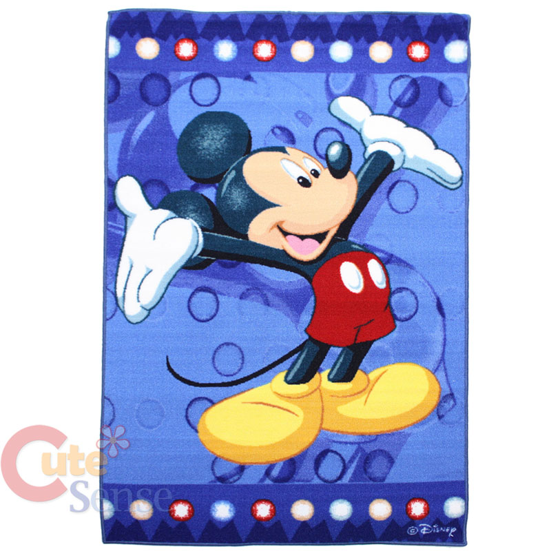 Mickey Mouse Rug On Shoppinder
