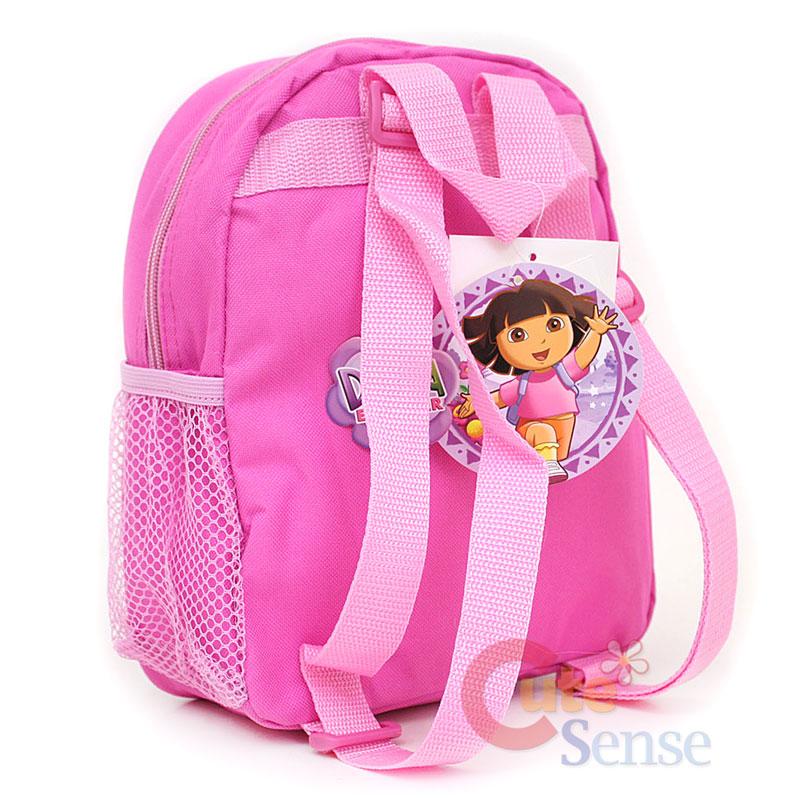 Dora The Explorer Backpack Contents Dora Boots School Backpack