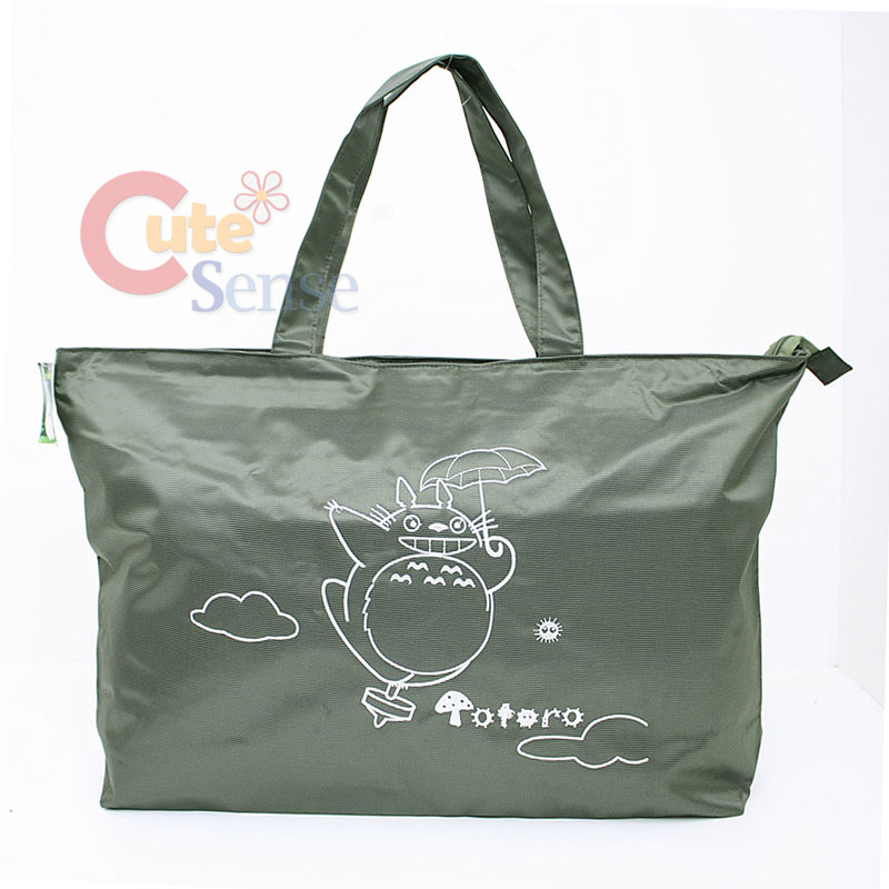 my neighbor totoro school tote shoulder diaper bag 22 japan exclusive product ebay. Black Bedroom Furniture Sets. Home Design Ideas
