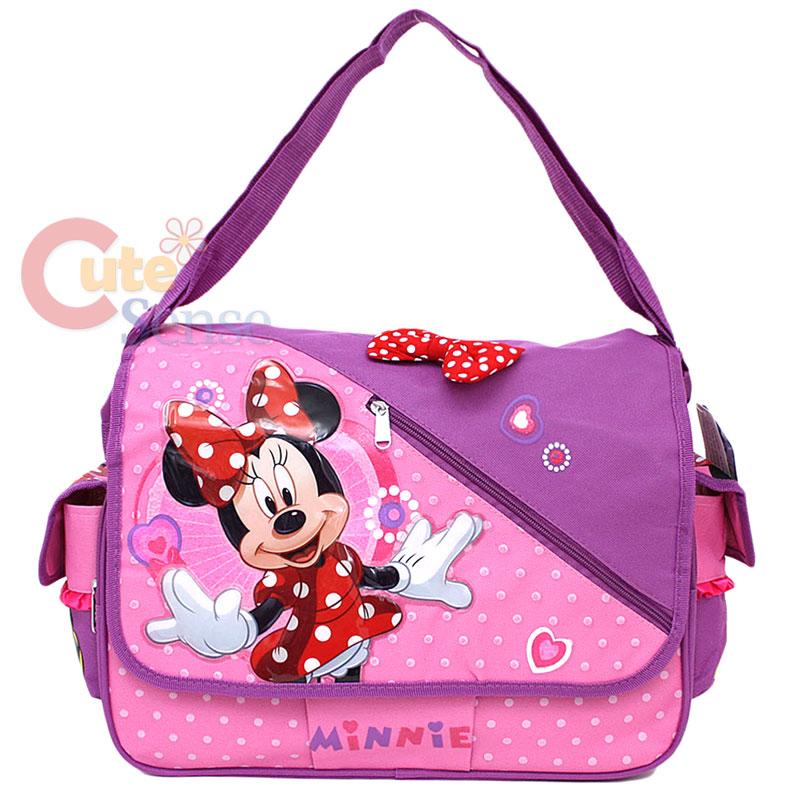 Minnie Mouse Diaper Bag Disney Minnie M...