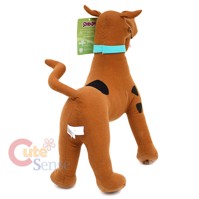 Scooby Doo Toys : Scooby doo plush doll figure quot stand sccoby dog large