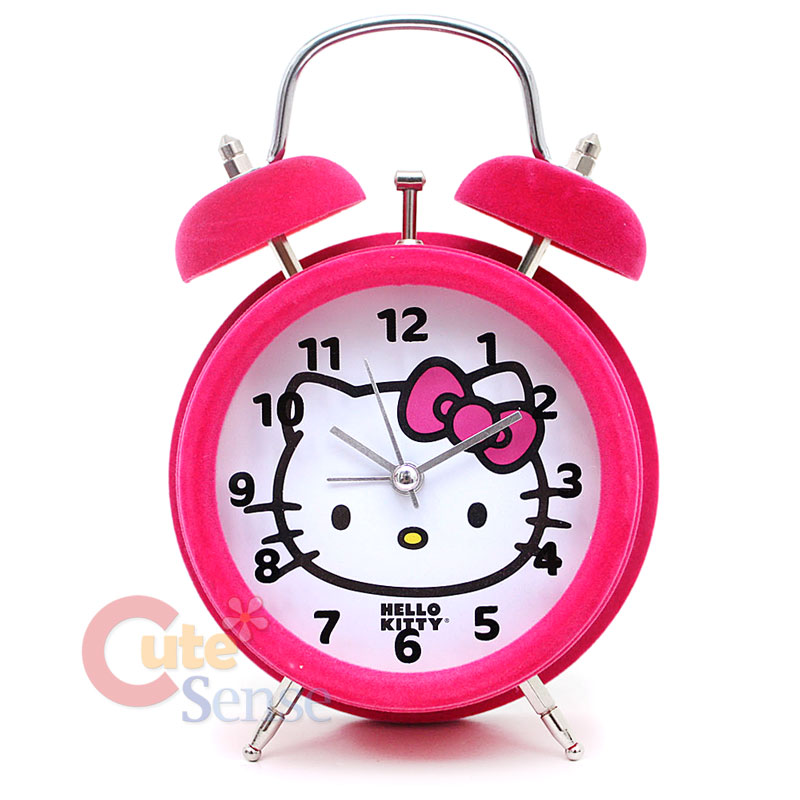 hello kitty clock radio manual