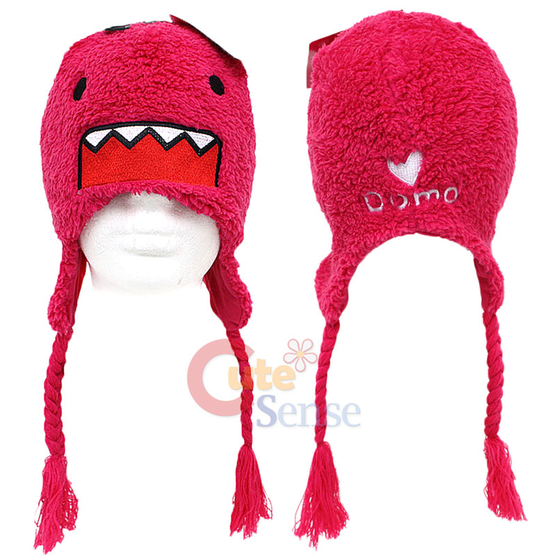 Pink Domo Kun Plush Beanie Lapland Hat 1 Adult abuse is an issue that has recently been in the news and Chloe ...