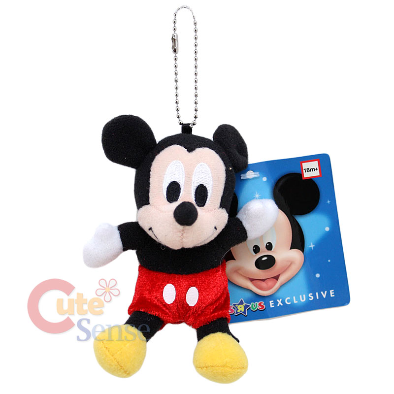 Disney Mickey Mouse Plush Toy
