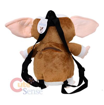 Gremlins Gizmo Plush Bag Backpack 16in