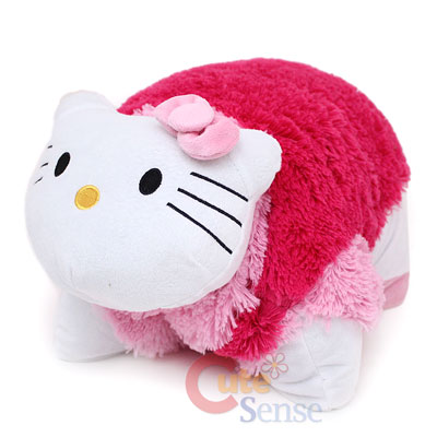 Sanrio Hello Kitty Pillow Pet Plush Pillow Pad 1.jpg