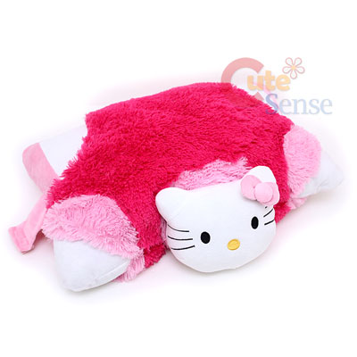 Sanrio Hello Kitty Pillow Pet Plush Pillow Pad 3.jpg
