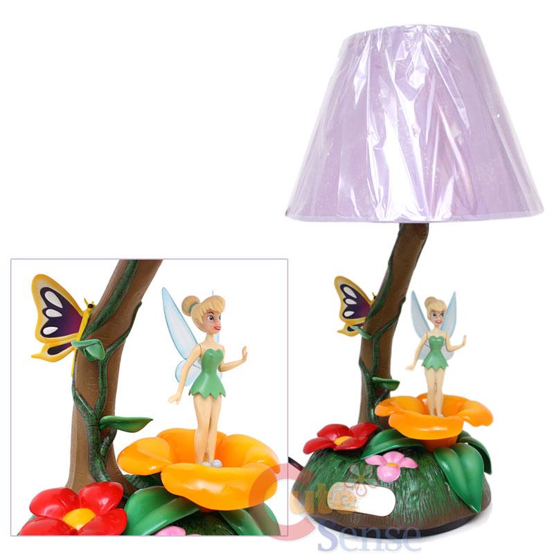 Disney Fairies Lamp Car Essay