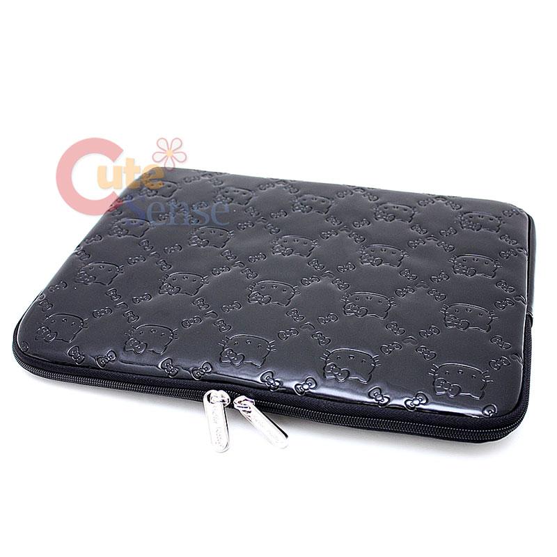 Sanrio Hello Kitty Embossed LapTop Case Macbook Bag Loungefly 3