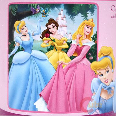 disney princess fleece throw blanket 50x60