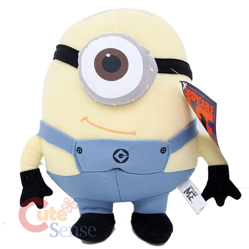 One Eye Minion Despicable Me http://kootation.com/despicable-minion.html